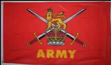 BRITISH ARMY - 5 X 3 FLAG
